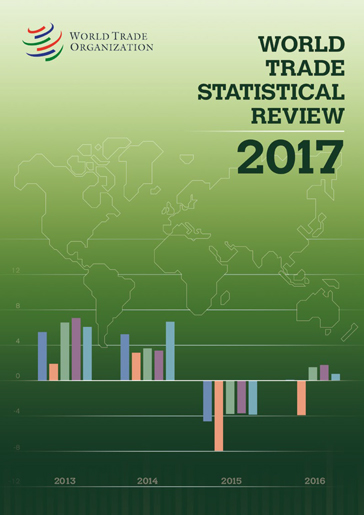 World Trade Statistical Review 2017 cover