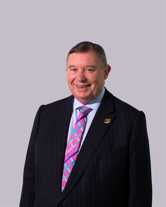 John Bridge OBE DL