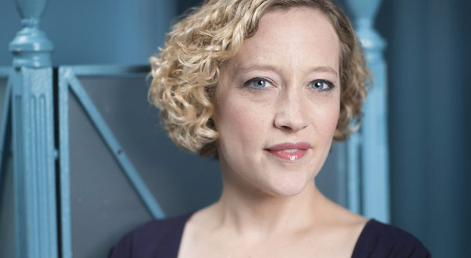 Photo of Cathy Newman