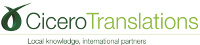 Cicerp Translations logo