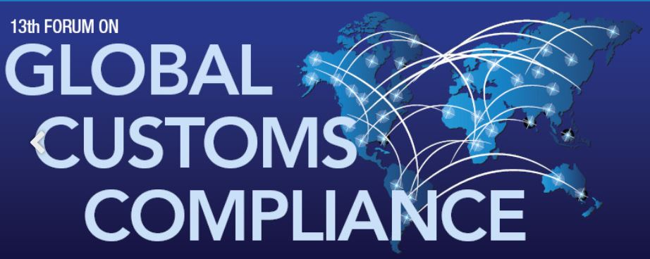 Global Customs Compliance Forum