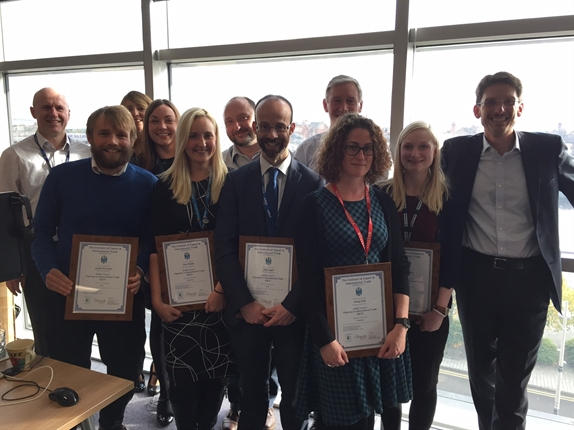 Scottish Enterprise graduation