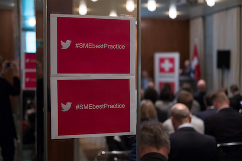 sme best practice - swiss embassy event