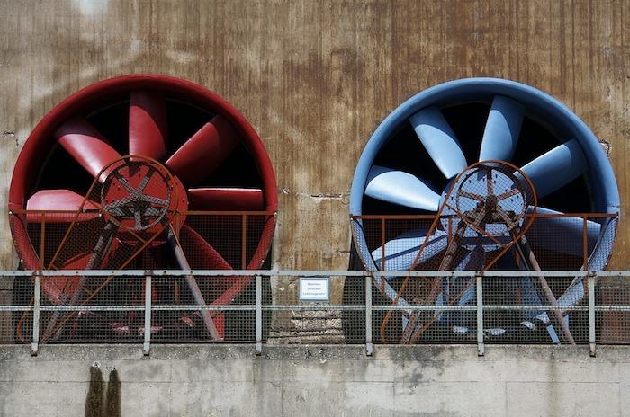 ventilation exports