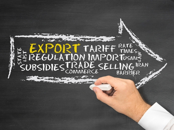 Key Words Relating to Export