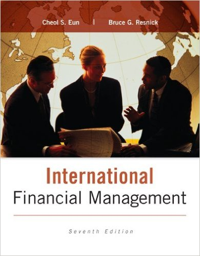 International Financial Management cover