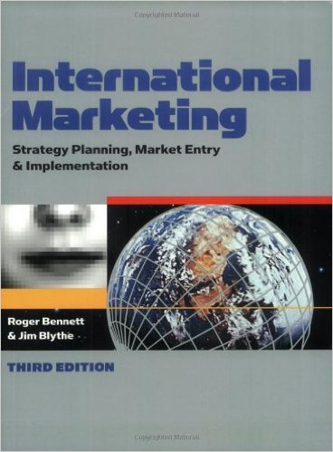 International Marketing Cover