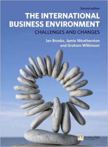 International Business Environment cover