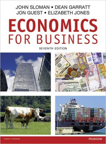 Economics for Business cover