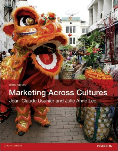 Marketing Across Cultures cover