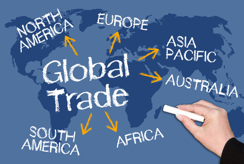 home trade and foreign trade