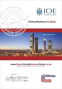 doing business in spain guide cover