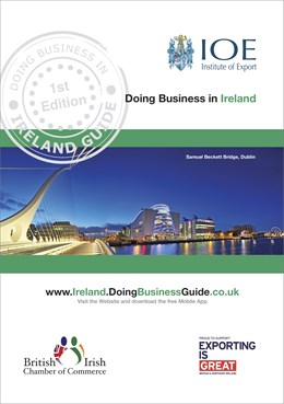 doing business in ireland guide cover