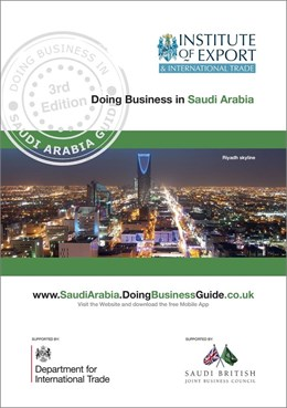 doing business in saudi arabia guide cover