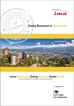 doing business in venezuela guide cover
