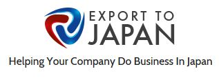 Export to Japan logo