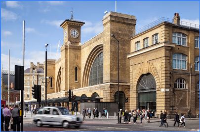 Kings Cross East Side