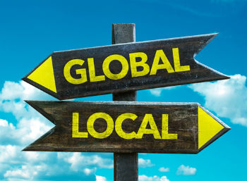 global local signpost