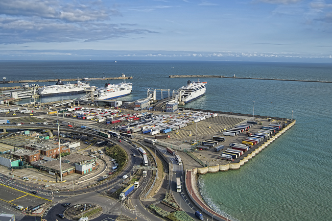 UKWA CEO warns that Dover is catastrophically unprepared for Brexit