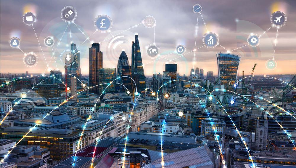 city of london global trade