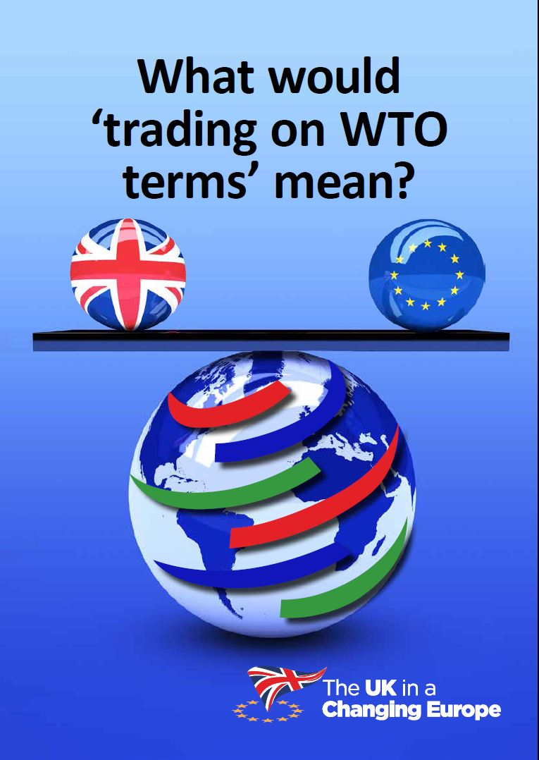 Trading on WTO terms