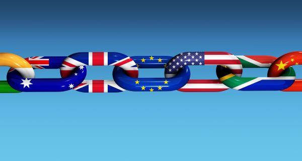 world trade slowdown