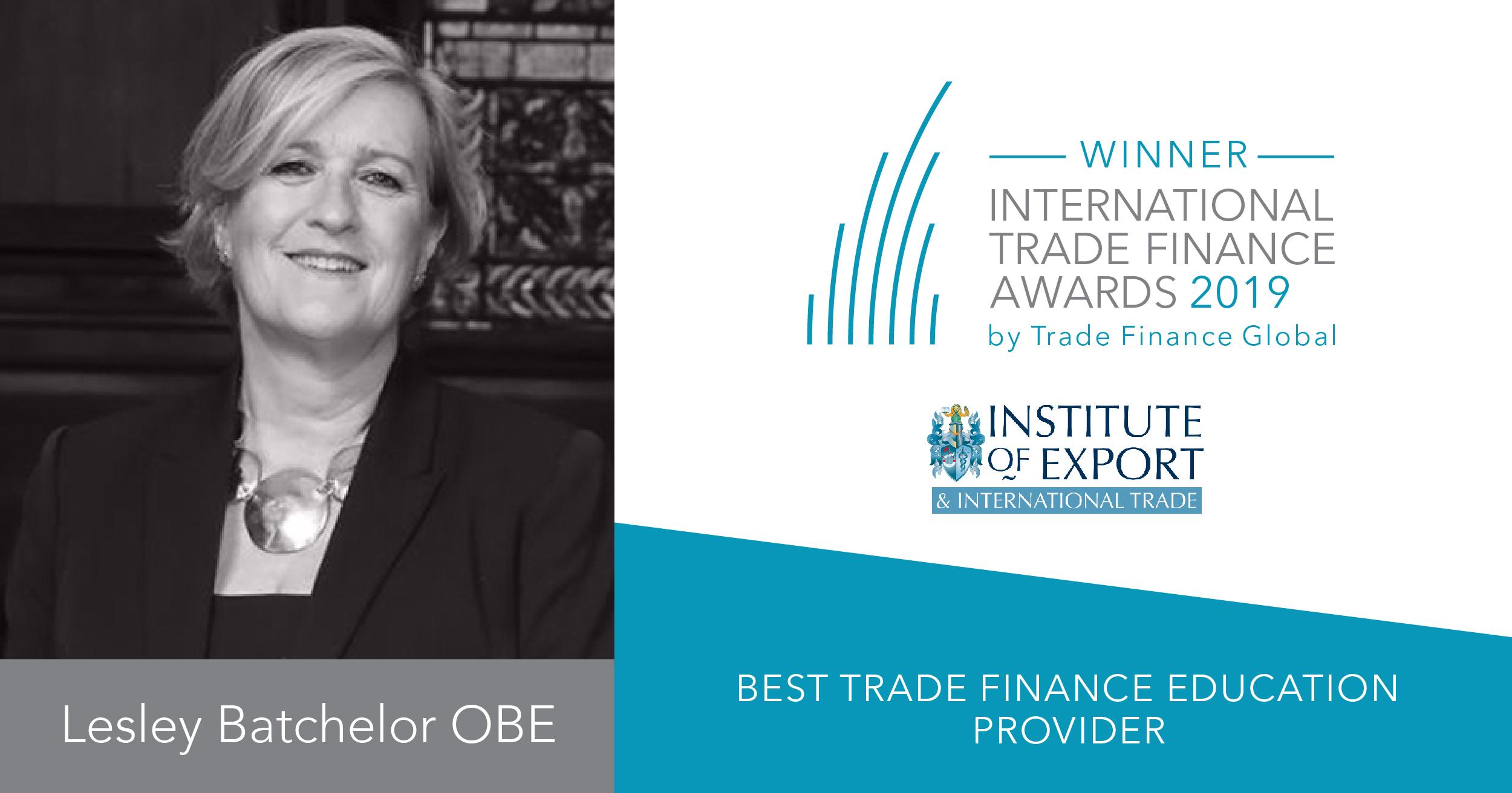 tfg award winner - institute of export