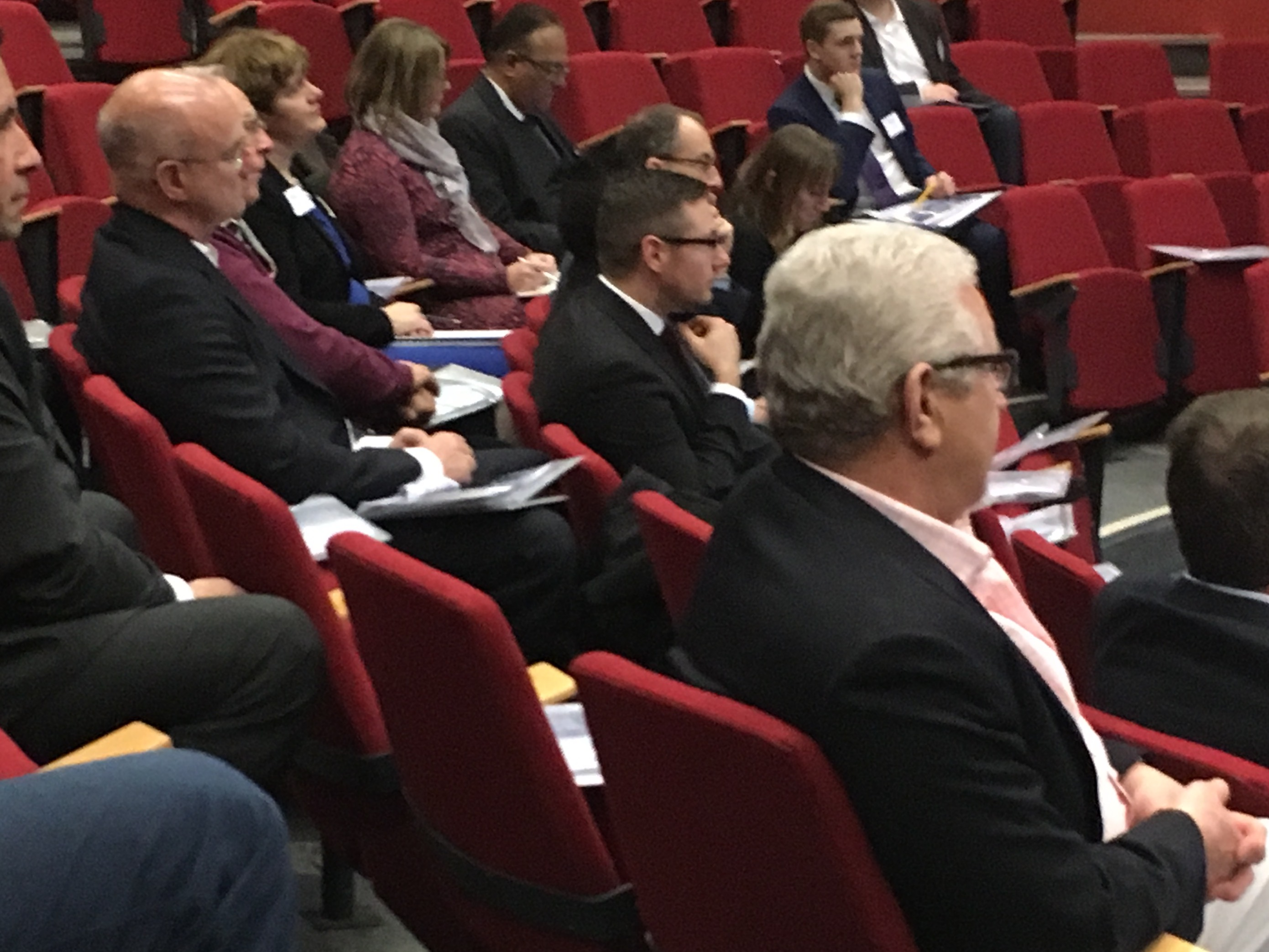 coventry summit audience