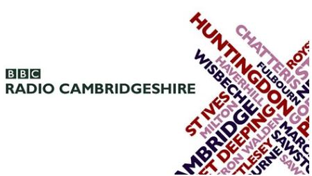 BBC Radio Cambridge logo