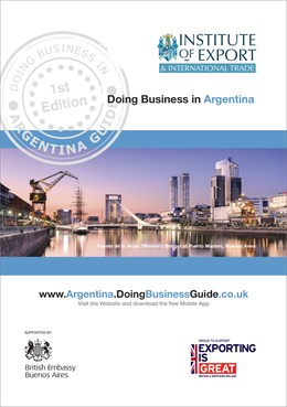 Argentina guide cover