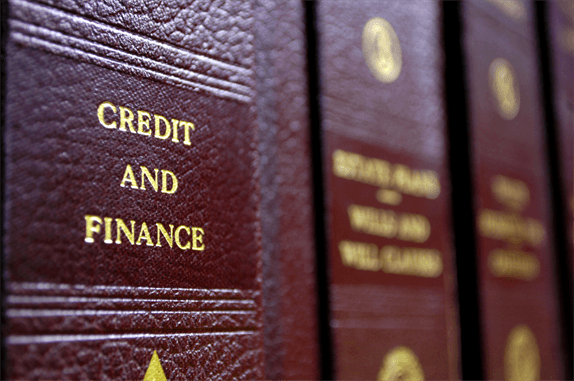 Credit and Finance books
