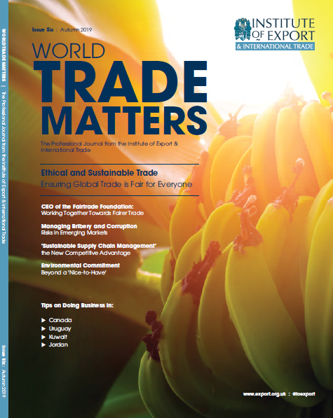world trade matters autumn 19
