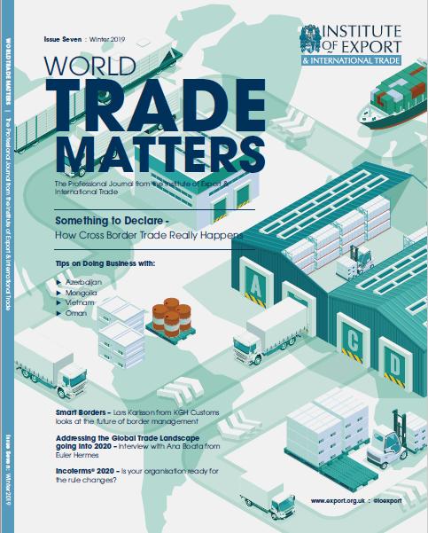 world trade matters autumn 19