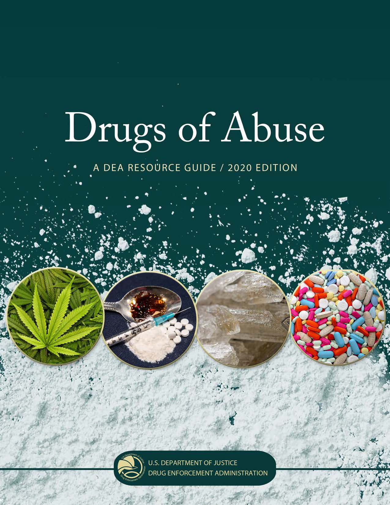 Drugs of Abuse 2020 - Cover