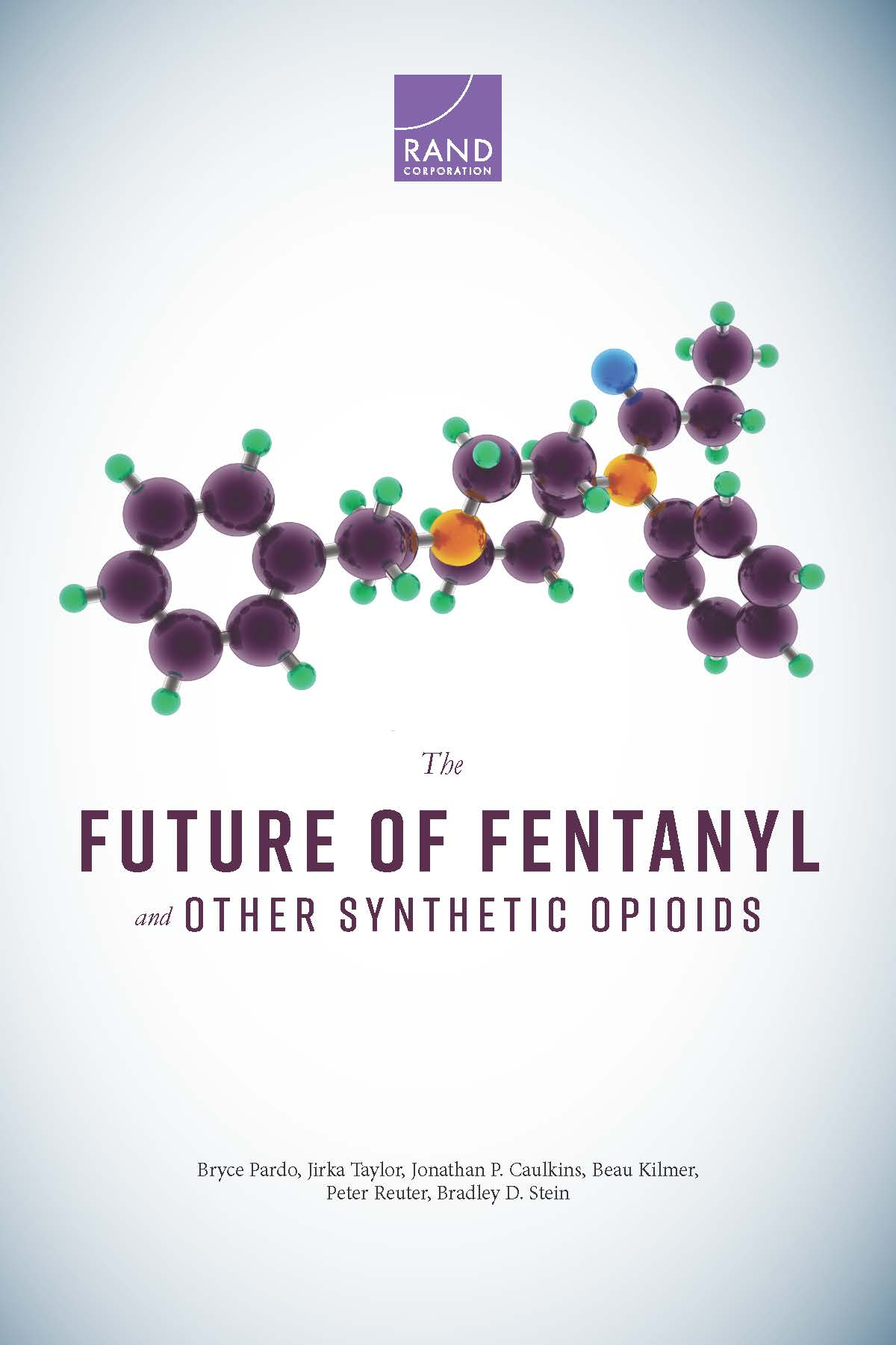 The Future of Fentanyl and Other Synthetic Opioids - Book Cover