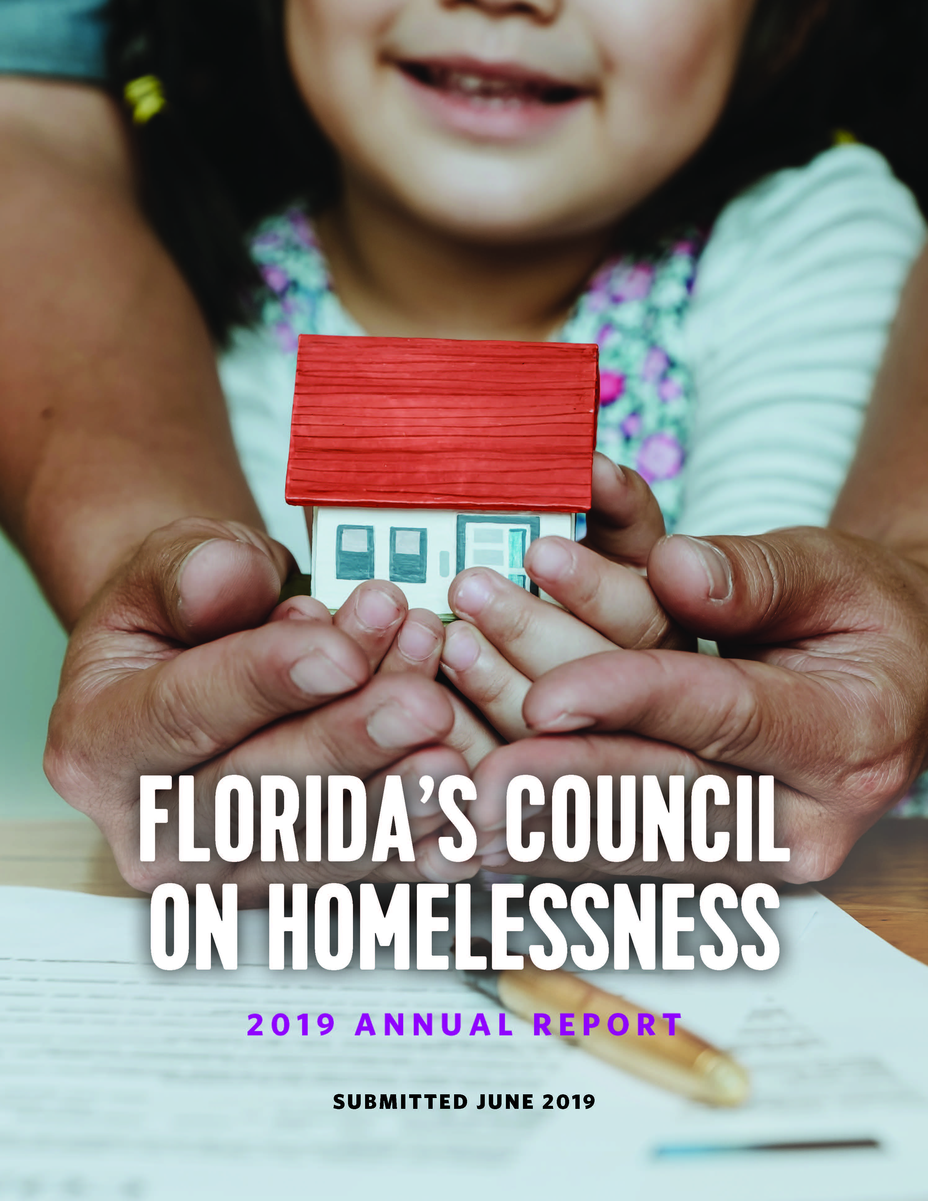 Cover of Florida's Council On Homelessness
