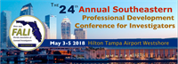 24th Annual FALI Southeastern Conference 2018 (Registration)