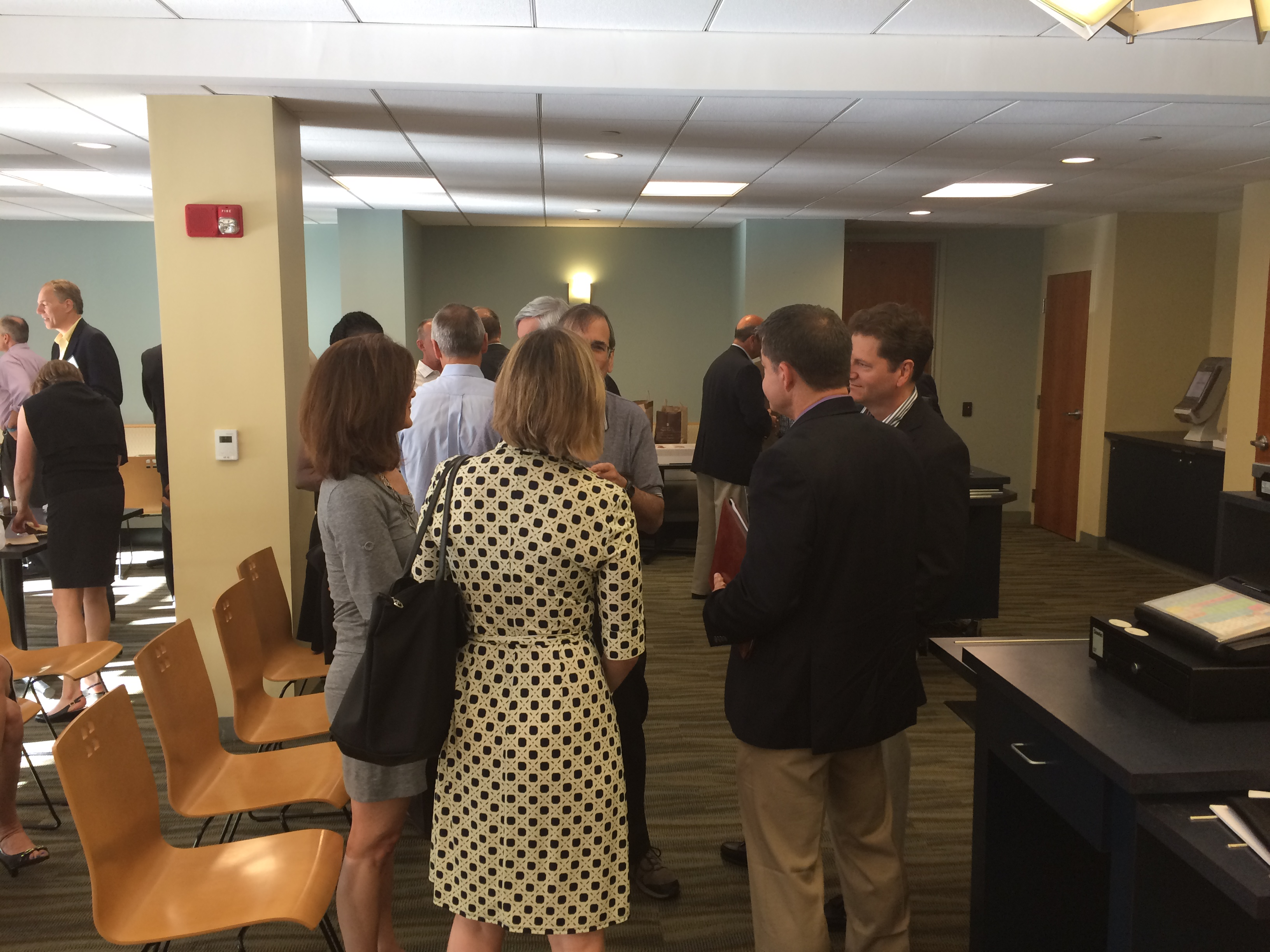 here s what you have missed the summer job search fei boston the evening concluded questions and answers and some time for unstructured networking among the attendees