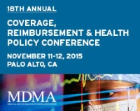 MDMA's Coverage, Reimbursement & Health Policy Conference