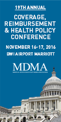 MDMA's 19th Annual Coverage, Reimbursement & Health Policy Conference
