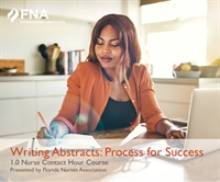 FNA Webinar - Writing Abstracts: Process for Success - April 29, 2019
