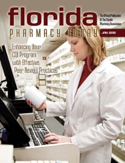 January 2012 Florida Pharmacy Today