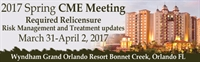 FPS 2017 Spring CME Meeting