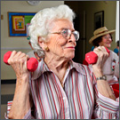 Functional Assessment and Exercise for the Aging Adult, taught by Drs. Avers and VanBeveren