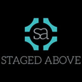 Staged Above