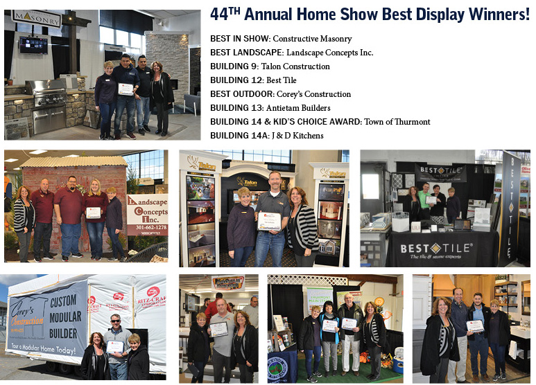 Home Show Winenrs