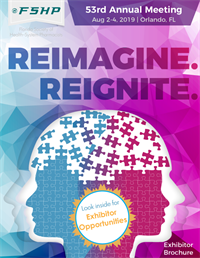 FSHP 2019 Annual Meeting: ReImagine. ReIgnite.