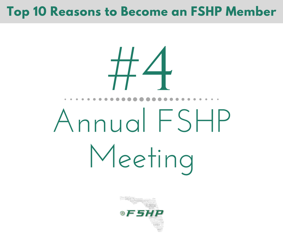 Annual FSHP Meeting