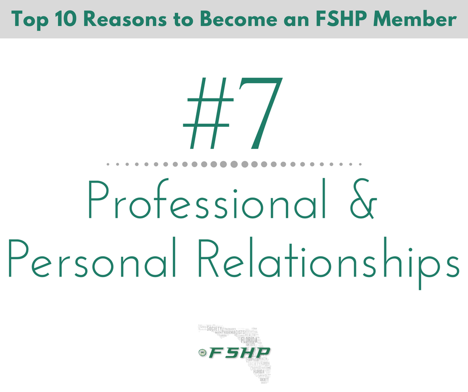 Professional & Personal Relationships