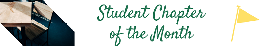 Student Chapter of the Month